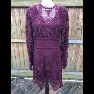 NWT Laundry Lace Dress